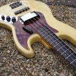 1964 Fender Jazz bass guitar © 2013 Guitar Angel