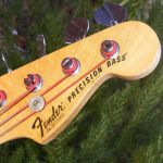 1978 Fender Precision bass guitar © 2013 Guitar Angel