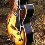 1979 Gibson ES175 Charlie Christian semi-acoustic guitar © 2013 Guitar Angel