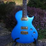Gibson Nighthawk Landmark series © 2013 Guitar Angel
